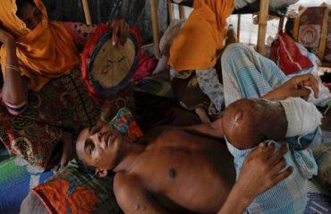 মিয়ানমারে ৬,৭০০ রোহিঙ্গাকে হত্যা